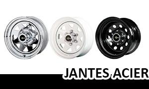 Jantes Acier