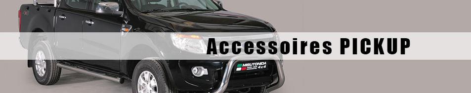 Accessoires Pick-Up