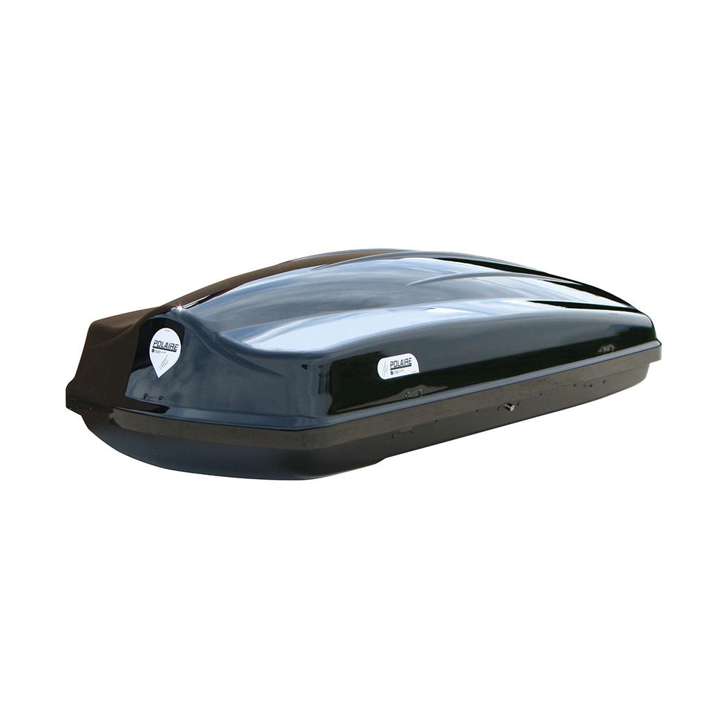 coffre de toit 455l voyager 440 noir fixation rapide. Black Bedroom Furniture Sets. Home Design Ideas