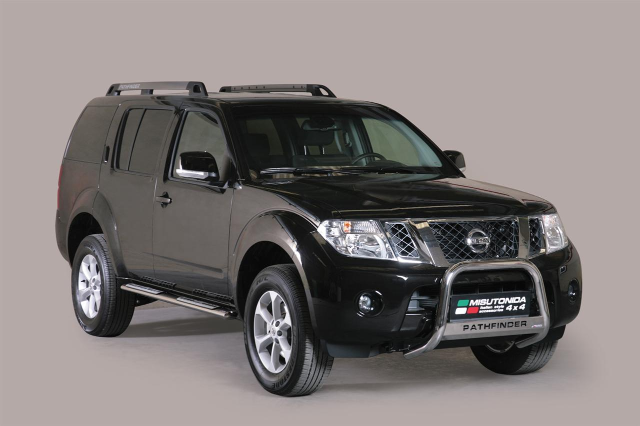 pare buffle inox 63 nissan pathfinder 2011 ce 190ch. Black Bedroom Furniture Sets. Home Design Ideas