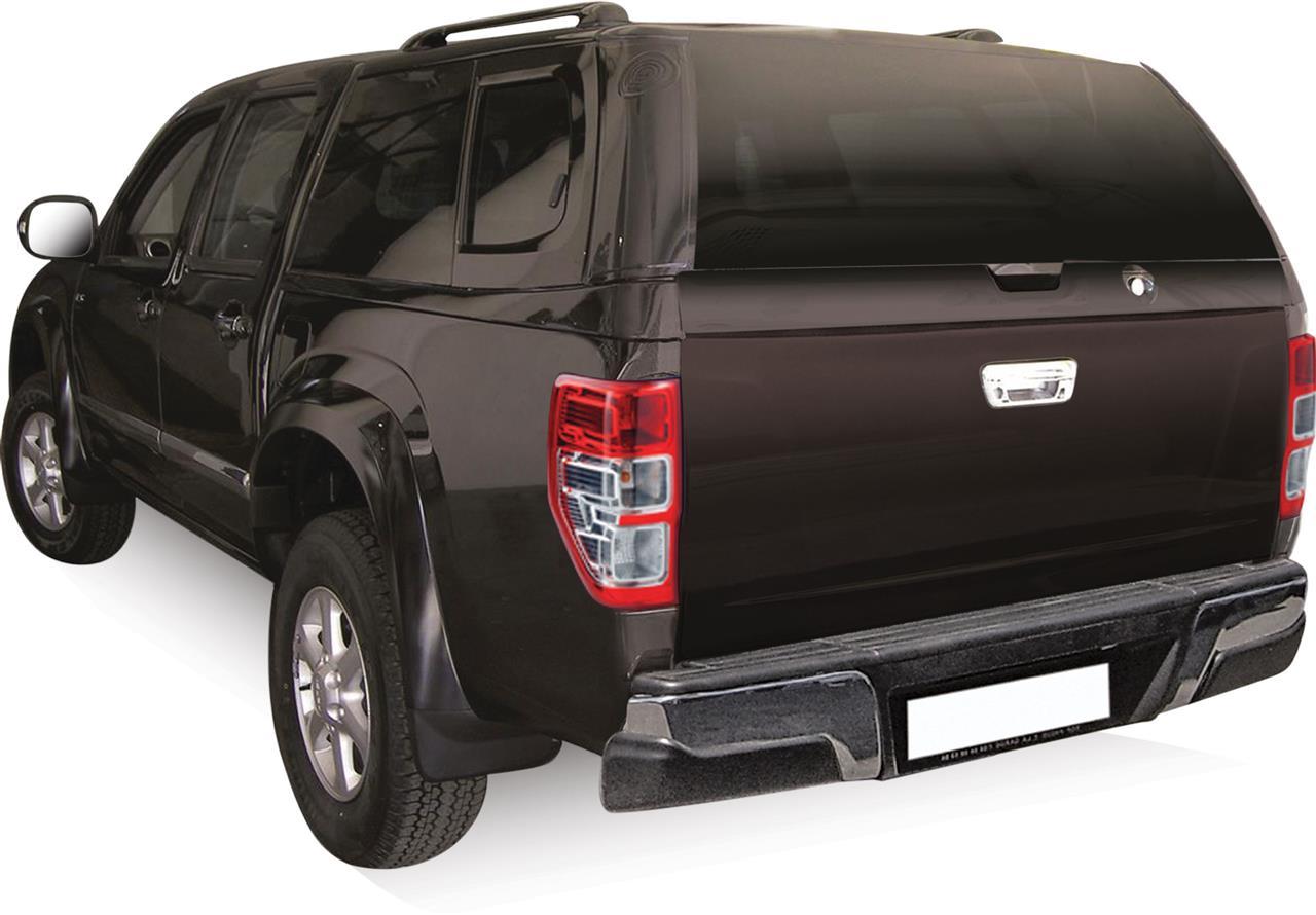 hard top acier ford ranger 2012 double cab blanc 7vta. Black Bedroom Furniture Sets. Home Design Ideas