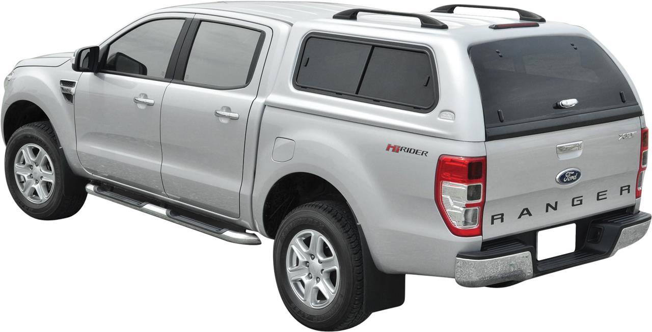 hard top maxtop ford ranger 2012 double cab blanc vitre. Black Bedroom Furniture Sets. Home Design Ideas