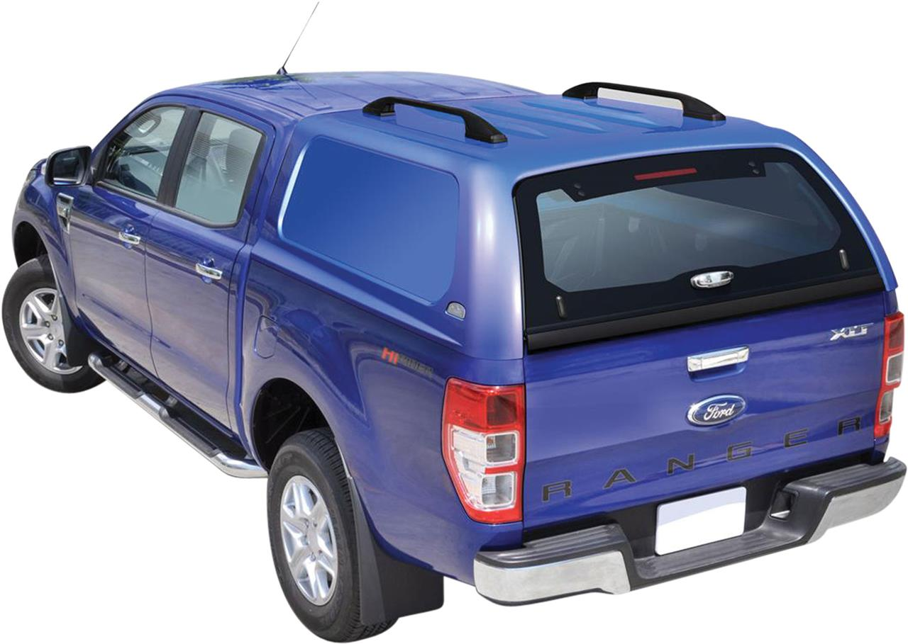 hard top maxtop ford ranger 2012 double cab blanc non vitre. Black Bedroom Furniture Sets. Home Design Ideas