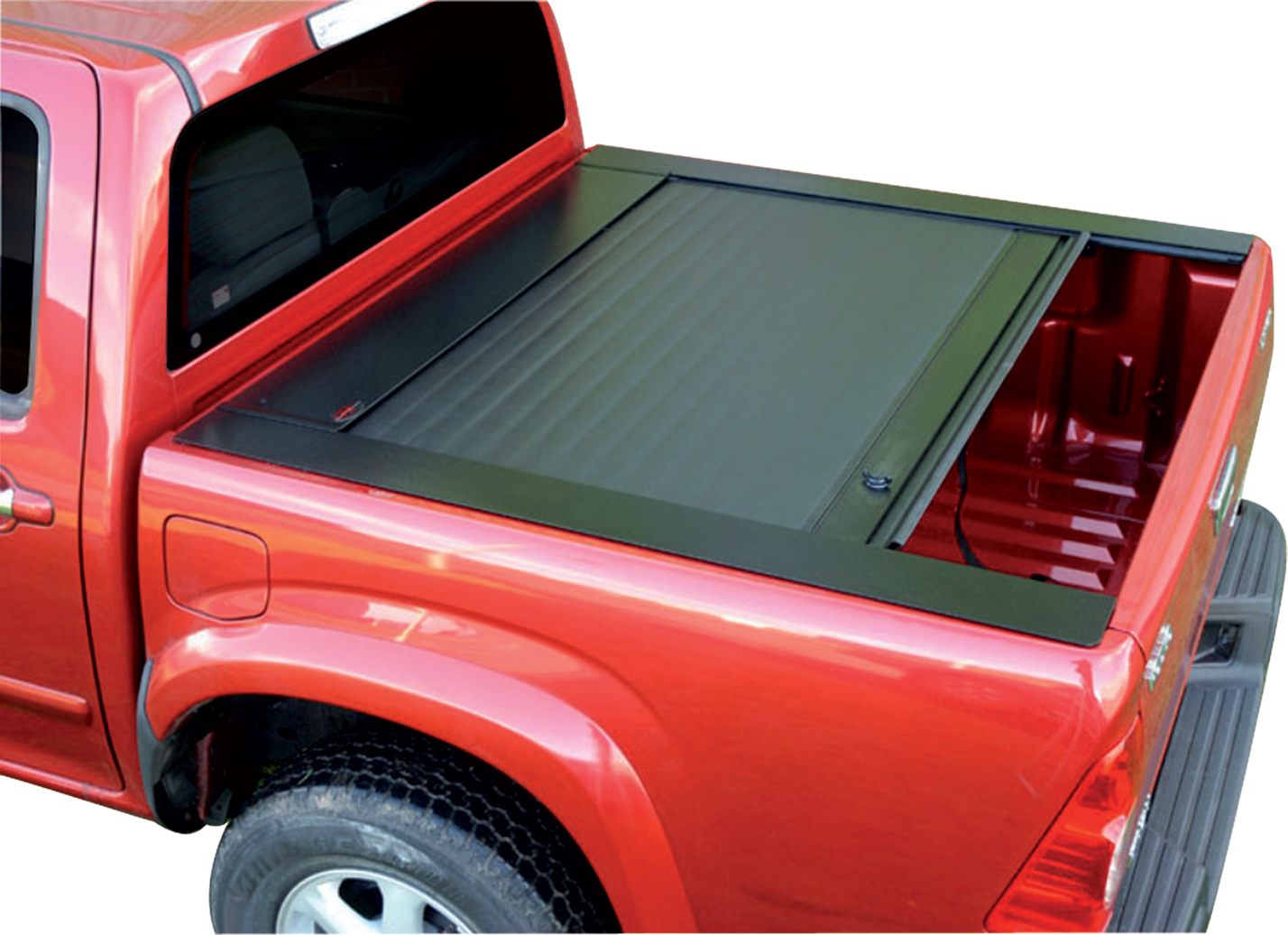 Couvre Benne Retractable Toyota Hilux/vigo 2005+ Extra Cab (Roll Top Cover)