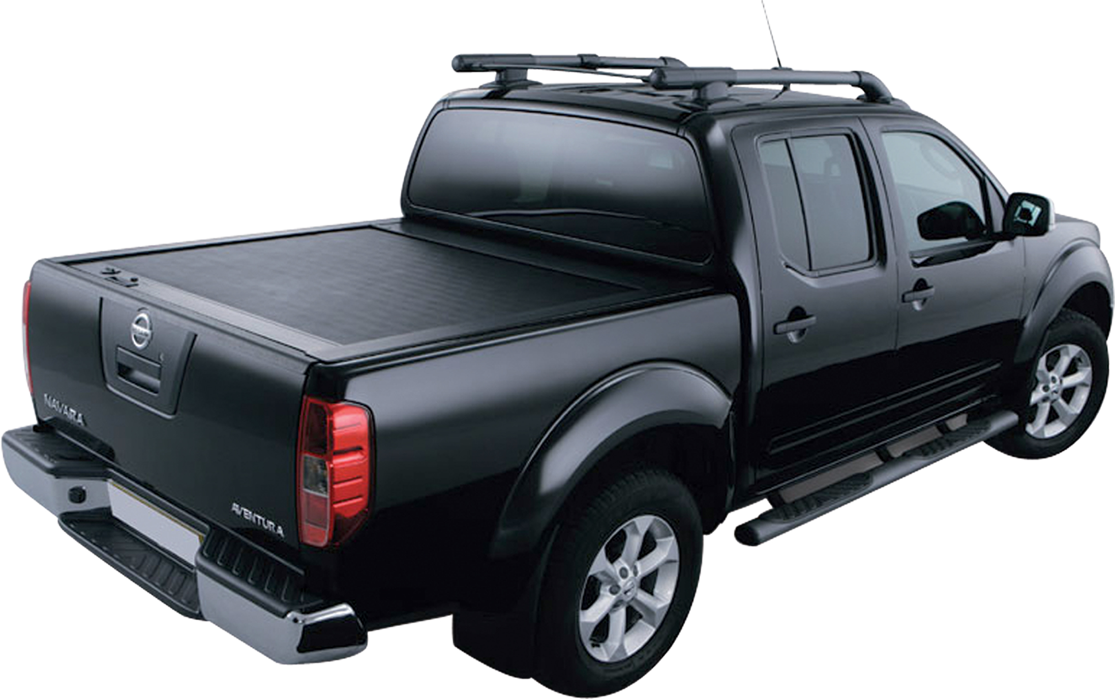 couvre benne retractable nissan navara d40 king cab roll top cover. Black Bedroom Furniture Sets. Home Design Ideas