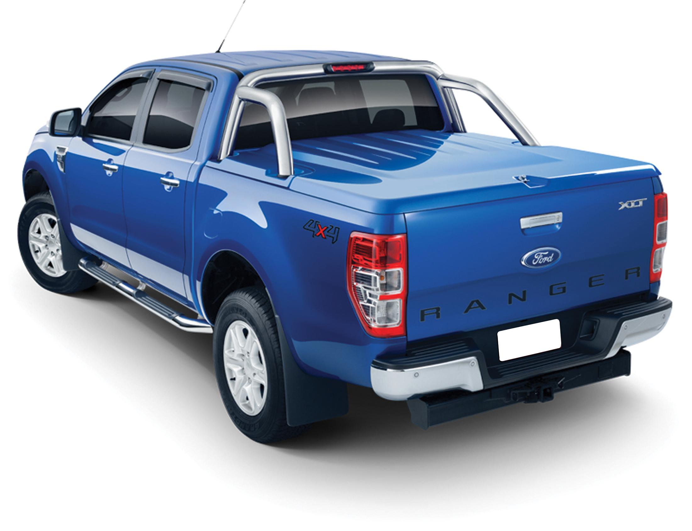 Couvre Benne Ford Ranger 2012 Dcab Bleu 39a Compatible