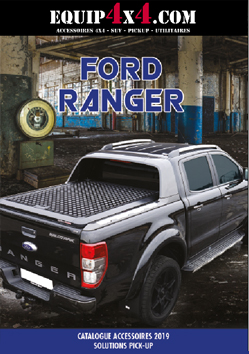 Catalogue 2019 Accessoires Pickup FORD Ranger